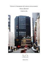 Il lavoro e il mutamento del contesto socioeconomico - Alcune riflessioni
