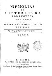 Memorias de litteratura portugueza