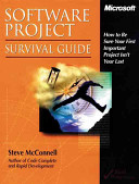 Software Project Survival Guide Book PDF
