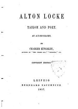 Alton Locke Tailor and Poet PDF