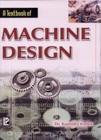 A Text Book of Machine Design PDF