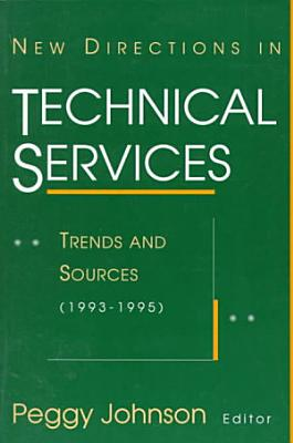 New Directions in Technical Services PDF