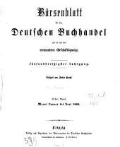 Börsenblatt für den deutschen Buchhandel Leipzig: bbb : Fachzeitschr. für Verlagswesen u. Buchhandel. 1868, 1
