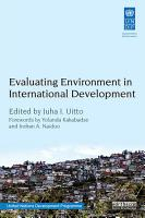 Evaluating Environment in International Development PDF