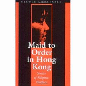 Maid to Order in Hong Kong Book
