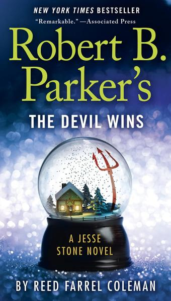Download Robert B  Parker s The Devil Wins Book