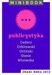 Publicystyka. Minibook