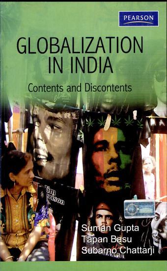Globalization in India PDF