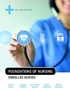 Foundations of Nursing  Enrolled Nurses Book