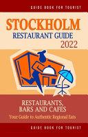 Stockholm Restaurant Guide 2022