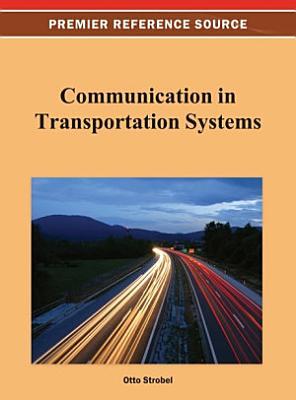 Communication in Transportation Systems PDF