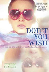 Don t You Wish Book