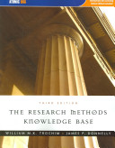 Research Methods Knowledge Base PDF