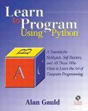 Learn to Program Using Python