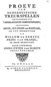 Agon, Sulthan van Bantam