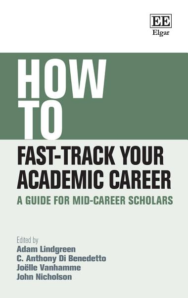 How to Fast-Track Your Academic Career