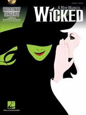 Wicked - Broadway Singer's Edition Songbook