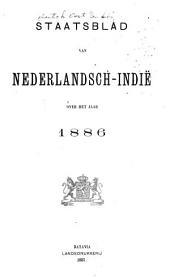 Staatsblad van Nederlandsch Indië: Volume 1886