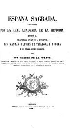 Las santas iglesias de Tarazona y Tudela en sus estados antiguo y moderno: Volume 2