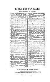 Journal de médecine et de chirurgie pratiques: à l'usage des médecins praticiens, Volume49