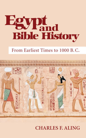 Egypt and Bible History