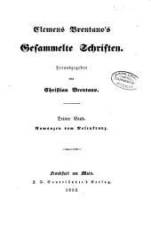 Gesammelte Schriften: Romanzen vom Rosenkranz