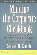 Minding the Corporate Checkbook