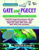GATE AND PGECET FOR COMPUTER SCIENCE AND INFORMATION TECHNOLOGY, Second Edition
