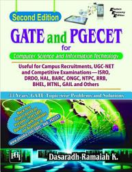 GATE AND PGECET FOR COMPUTER SCIENCE AND INFORMATION TECHNOLOGY  Second Edition PDF