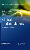 Clinical Trial Simulations PDF