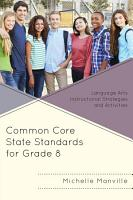 Common Core State Standards for Grade 8 PDF