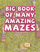 Big Book of Many Amazing Mazes Activity Book PDF