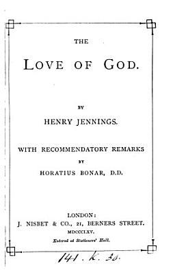 The love of God PDF