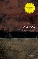 Fascism  A Very Short Introduction PDF