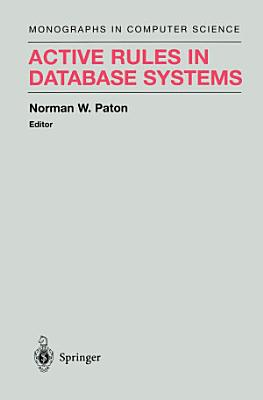 Active Rules in Database Systems PDF
