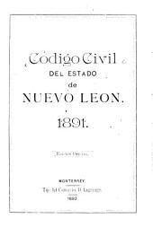 Código civil del estado de Nuevo Leon