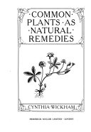 Common Plants as Natural Remedies