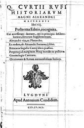 Historia M. Alexandri: libri 8