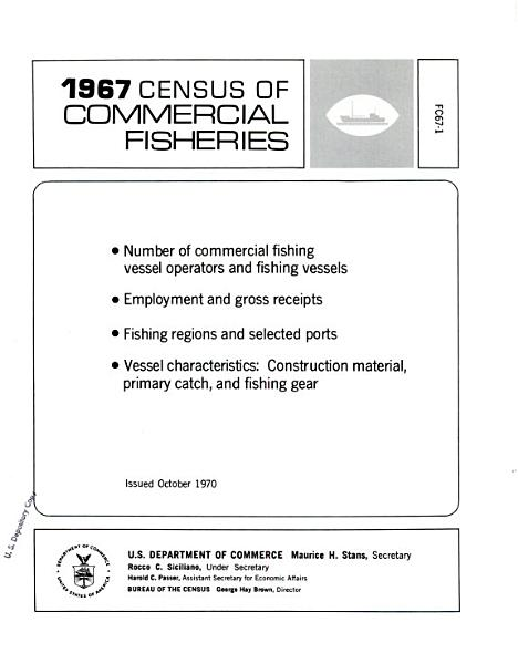 Download 1967 Census of Commercial Fisheries Book
