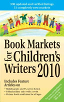 Book Markets for Children s Writers 2010 PDF