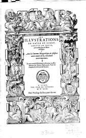 Les illustrations de Gaule ...: Avec la couronne Margaritique
