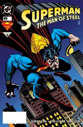 Superman: The Man of Steel (1991-2003) #49