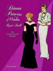 Diana Princess of Wales Paper Doll