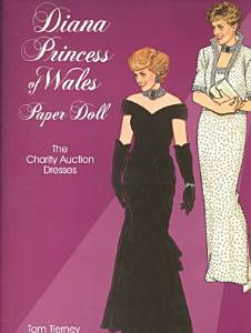 Diana Princess of Wales Paper Doll Book