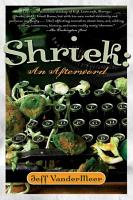 Shriek  An Afterword PDF