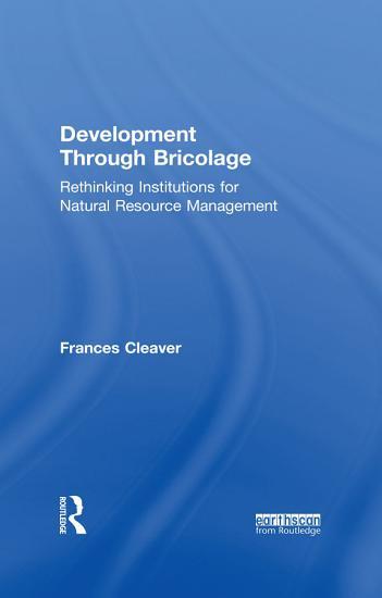 Development Through Bricolage PDF