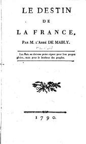 Le destin de la France