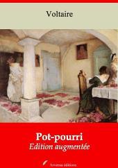 Pot-pourri: Nouvelle édition augmentée
