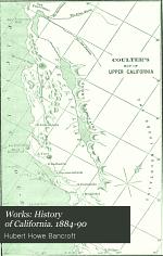 History of California. 1884-90