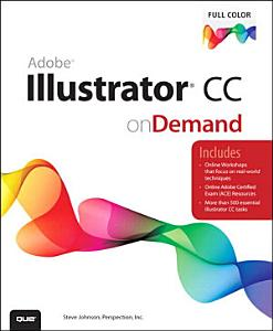 Adobe Illustrator CC on Demand PDF